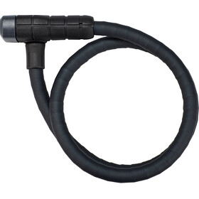 ABUS Microflex 6615K/85/15 SCLL Candado de Cable, black